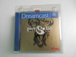 Pier Solar and the Great Architects für Sega Dreamcast - CIB - Neu !