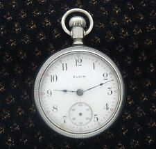 Old/Antique/Estate/Vintage 18 Size  Elgin Pocket Watch for Parts