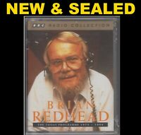 ** 1994 NEW & SEALED **. Brian Redhead - BBC Today (1975-1994) Audio Cassettes