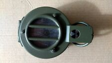 Francis Barker M88 Green Prismatic Pocket Compass Military