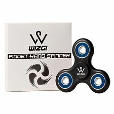 Wizgi Original Spinner Fidget Toy R188 Bearing Quiet & Fast 1-4 Min Avg Spin