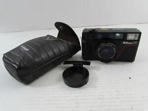 Nikon L35  AF Kamera  Kamera mit Tasche