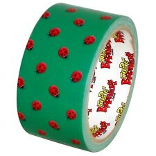 Lady Bug Duct Tape 1.88 in. x 10 yards, craft duct tape