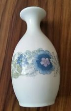 "Wedgwood ""Clementine"" Bone China Mini Vase ~ Made in England"
