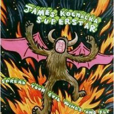 JAMES SUPERSTAR KOCKALKA - SPREAD YOUR EVIL WI...CD NEU