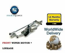 FOR FIAT GRANDE PUNTO EVO 2006>ON FRONT WIPER MOTOR + LINKAGE 51881062
