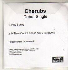 (BT950) Cherubs, Debut Single - DJ CD