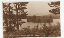 Castle of The Wolf of Badenoch, Loch-An-Eilan, Judges 9662 Postcard, A943