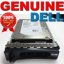 "Genuine Dell 400GB SAS 10K 3.5"" ST3400755SS Poweredge 1950 2950 2900 1900 R900"