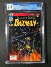 "Detective Comics #662 CGC 9.8 (1993) - ""Knightfall"" part 8 - Riddler appearance"
