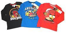 Langarm Jungen-T-Shirts, - Polos & -Hemden aus 100% Baumwolle