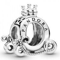 Polished Crown O Carriage PANDORA Charm 798323