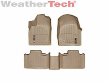 WeatherTech DigitalFit FloorLiner - 2011-2012 - Jeep Grand Cherokee - Tan