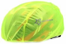 RockBros Green Dust Rain Cover for Bicycle Cycling Helmet One Size