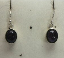 Goldstone Sterling Silver Fine Earrings
