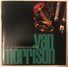 VAN MORRISON THE BEST OF VAN MORRISON VOL. 2 CD POLYDOR 1993 USA PRESSING