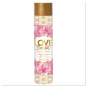 2021 Swedish Beauty LOVE BOHO WILD HEART White DHA Bronzer 10oz Tanning Lotion