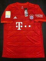 FC Bayern Munich München Home Adidas Soccer Football Jersey Men's Medium