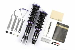 D2 Racing For 04-08 Toyota Solara RS Series 36-Step Adjustable Coilover Set Kit