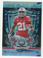 2019 Panini Prizm Rookie RC Parris Campbell Camo Crusade /25 Indianapolis Colts