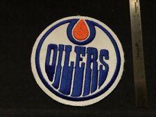 Edmonton Oilers Patch - Gretzky Era  * Additional patches ship FREE * Iron On