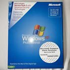 Microsoft Windows XP Professional w/SP2 Full English Retail Version WIN MS PRO