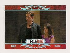 2013 TRUE BLOOD RELATIONSHIPS #R7 ERIC NORTHMAN AND NORA