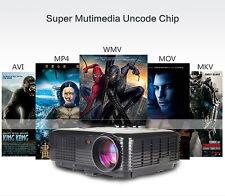 3500lumens 3d Smart Projector HD 1080p Short Throw Home Business HDMI VGA