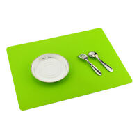 Silicone Pet Feeding Mat Non Slip Pet Food Placemat for Dog Cat Dish Bowls KS