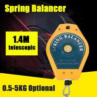 Frühling Balancer Federzug Gewichtsausgleicher Für Werkzeug 0.5kg Bis 5kg