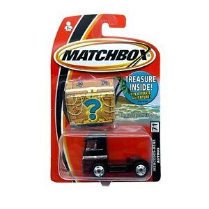 Matchbox Treasure Series Mercedes-Benz Actros Semi Tractor Truck Diecast 1/97 71