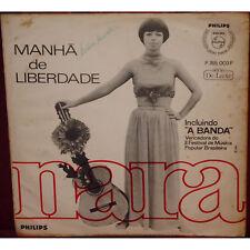 NARA LEAO MANHA DE LIBERDADE BRAZIL LP RARE ORIGINAL 1966 MONO PHILIPS BOSSA