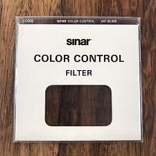 Sinar Color Control 100 Filter CC05B 547.92.605 #NEU#