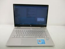 HP X360 14m-cd0003dx Core i5 1.6GHz 8GB Ram 128GB SSD NO OS Incomplete laptop