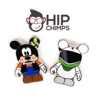 Disney Vinylmation Authentic Disney Trading Pin Lot
