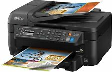 Epson WorkForce All-In-One Wireless Color Printer with Scanner Copier Copier Fax