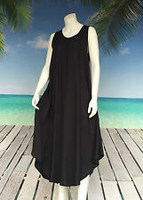 Rayon Summer/Beach Solid Maxi Dresses for Women