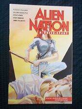 C1045 Adventure Comics 1991 No 4 of 4 ALIEN NATION - A Breed Apart