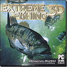 Extreme 3D Fishing  Can you catch the big one?  Brand New  Win XP Vista 7 8