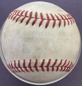 Vintage Official -LEE MACPHAIL-American League Baseball