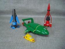 MATCHBOX 1993 THUNDERBIRDS 1 2 3 & 4 DIECAST VEHICLES LOT