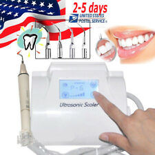 Touch Dental Ultrasonic Piezo Scaler scaling handpiece Teeth Clearing fit EMS