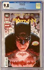 Batman #45 DC 2018 Tony Daniel Variant CGC 9.8 Booster Gold Top Census Grade