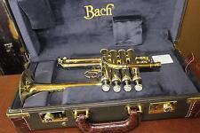 Bach Stradivarius Artisan AP190 Piccolo Trumpet MINT CONDITION QuinnTheEskimo