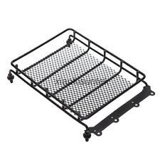 Car Auto Traveling Top Storage Roof Rack Cargo Black Luggage Basket Metal
