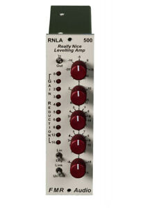 RNC Real Nice Leveling Amp 500-Series