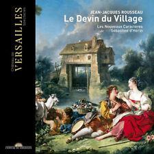 Jean-Jacques Rousseau : Jean-Jacques Rousseau: Le Devin Du Village CD (2018)