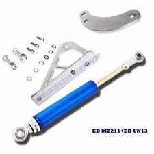 """BLUE 13"""" Engine Torque Damper Shock Kit fits  93-95 Mazda RX7 RX-7 FD3S"""