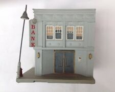 Hallmark Hometown America Vintage Bank Building