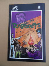 The Dungeoners 4 of 4 . Tim Vigil . Silverwolf . 1986 . FN +